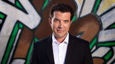  Rick  Mercer , keynote speaker